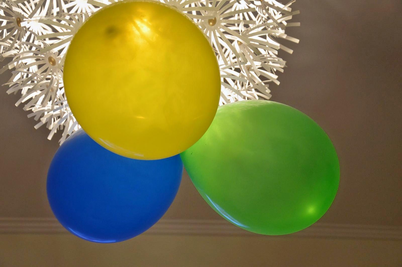 Balony, baloniki
