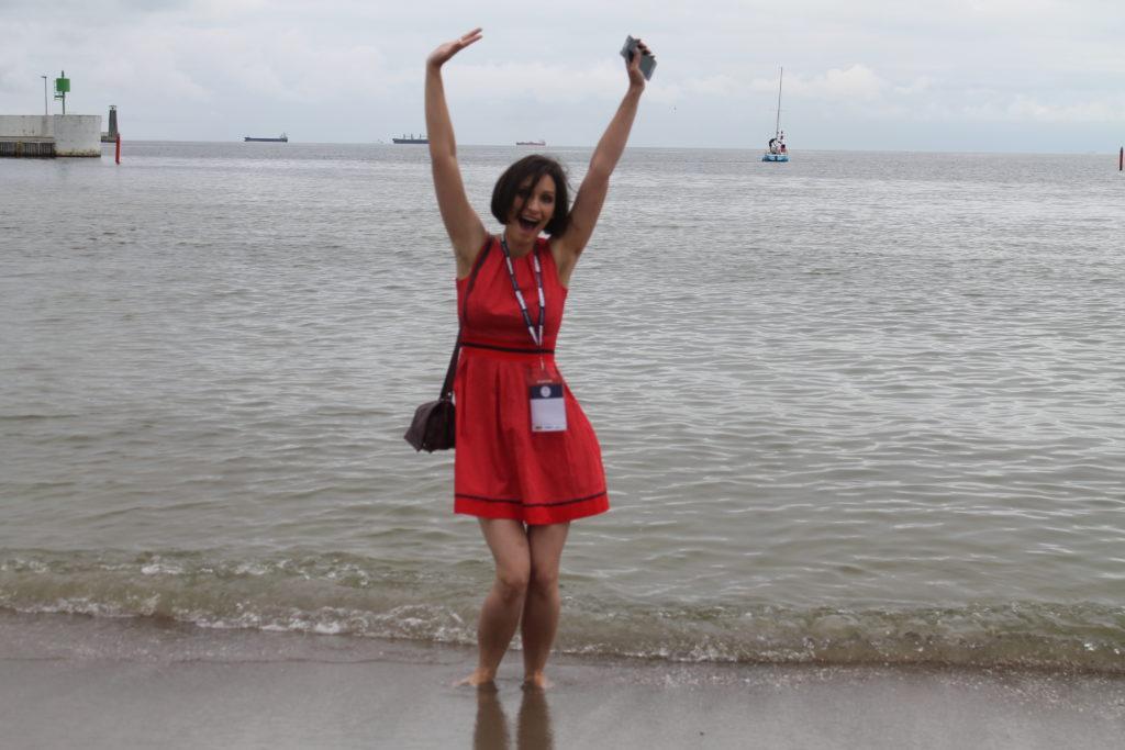 Plaża w Gdyni